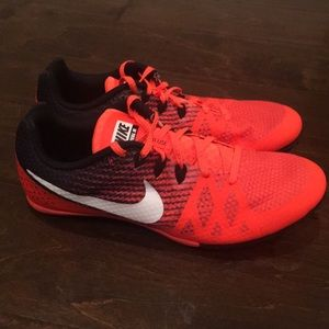 NWOT Nike Zoom Rival M 8